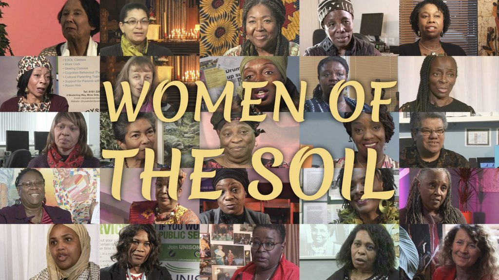 Manchester Black Women - Women Of The Soil project