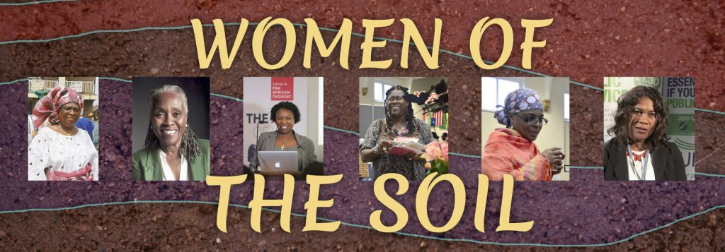 Women Of The Soil