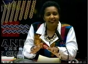 Click this image to view YouTube video of Sis Neferkare Stwart Khemre